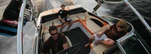 Probefahrt Boot / Bodensee