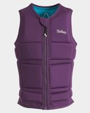 follow 2019 Wakesurfweste Surf Ladies Impact Vest Purple