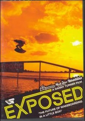 Exposed - Wakeboard DVD