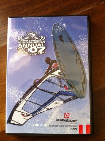 The Windsurfing Annual DVD