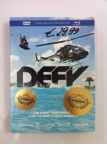 Ronix - DEFY - The Danny Harf Project - DVD